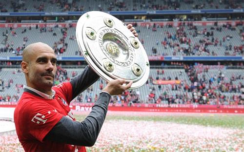 Uy tín của Pep ngày càng cao sau thành công tại Barca và Bayern. Ảnh: Reuters