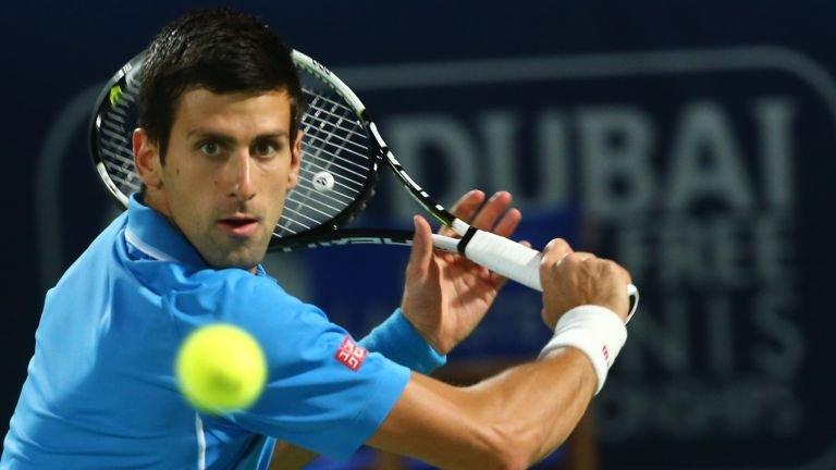 Djokovic vẫn là ứng viên số 1 cho ngôi vô địch đơn nam Úc mở rộng 2016. Ảnh: Internet.