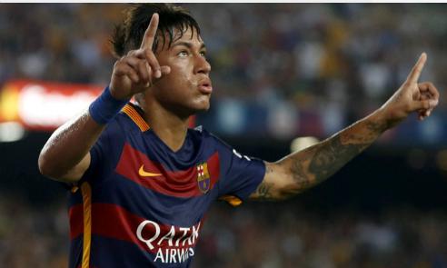 Neymar có phong cách chơi nghệ sĩ hiếm hoi trong bóng đá hiện đại. Ảnh: Reuters.