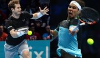 Nadal & Murray làm nóng