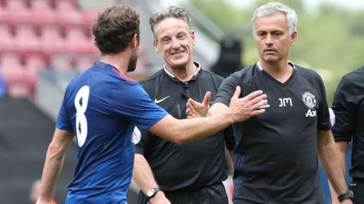 Tương lai Juan Mata ở Man United được Mourinho định đoạt