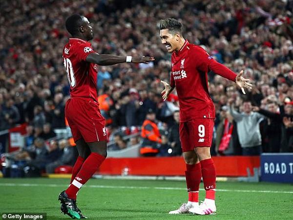Liverpool sáng cửa vô địch cúp C1