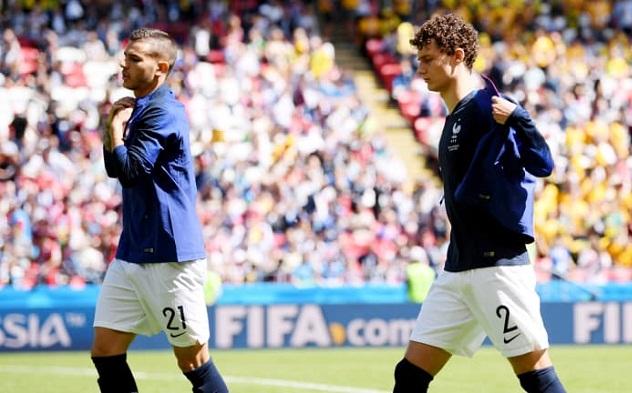 Pavard hy vọng tái hợp đồng đội Hernandez tại Munich