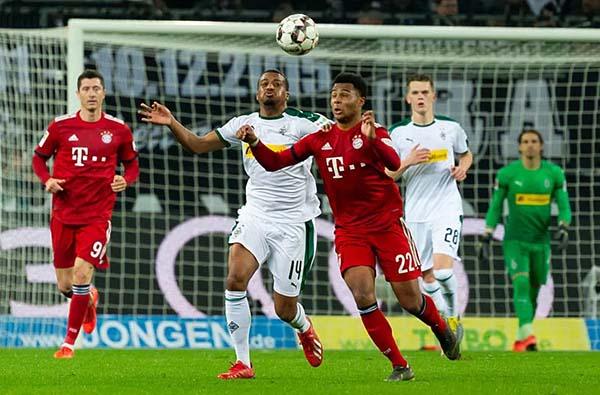 Nhận định Bayern Munich vs M'gladbach 21h30 ngày 7/12