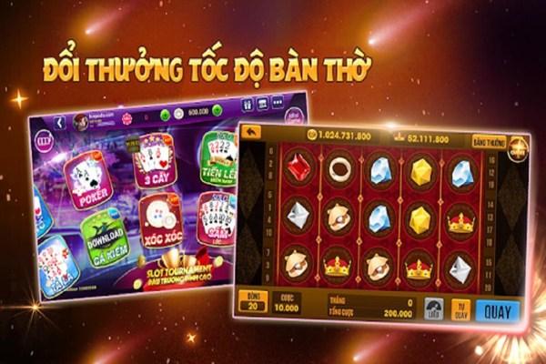 Game bài đổi thưởng online uy tín