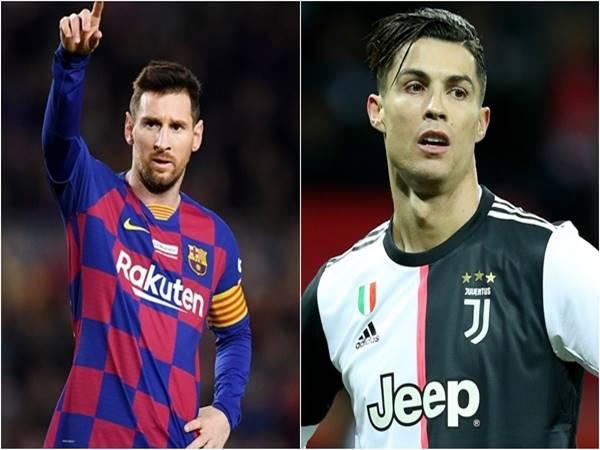 Messi bỏ xa Ronaldo nhận lương cao nhất thế giới