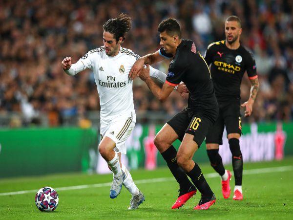 Nhận định Man City vs Real Madrid