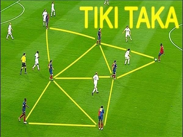 Tiki Taka là gì? Đôi nét thú vị về chiến thuật này?