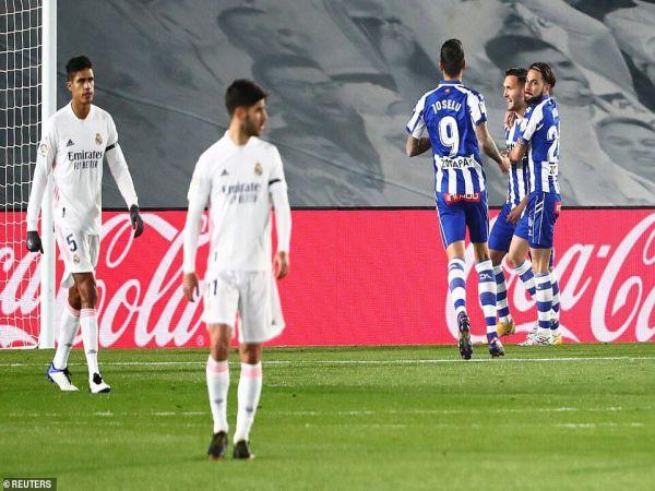Bóng đá QT chiều 7/1: Zidane lo lắng cho hàng thủ Real Madrid