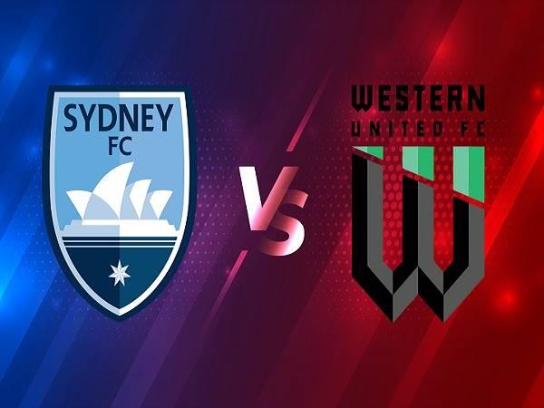 Nhận định Sydney vs Western United – 15h05 10/03, VĐQG Úc