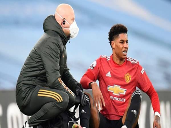 Tin bóng đá HOT 9/3: MU xác nhận chấn thương của Rashford