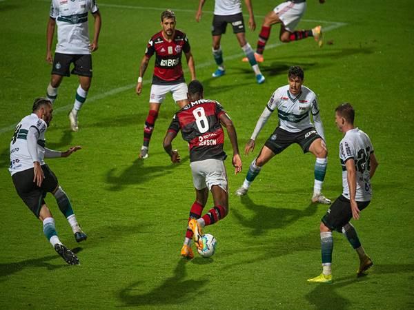 Dự đoán trận đấu Coritiba vs Flamengo (7h30 ngày 11/6)