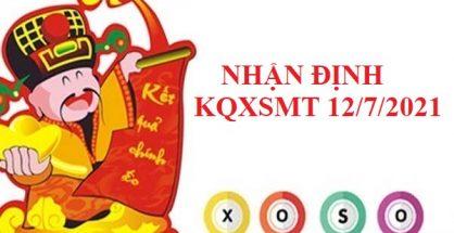 Nhận định VIP KQXSMT 12/7/2021