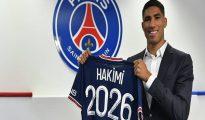 Chuyển nhượng 7/7: PSG chính thức công bố tân binh Hakimi