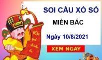 Soi cầu XSMB ngày 10/8/2021
