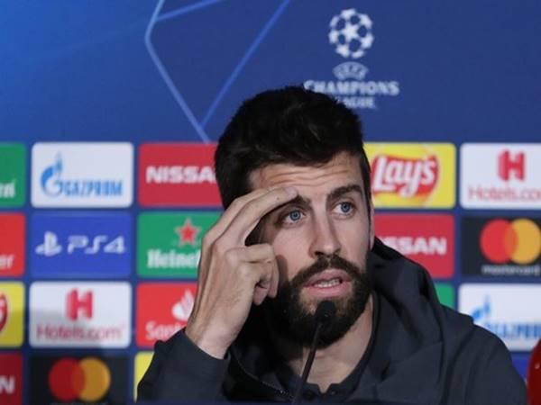 Bóng đá TBN 8/9: Pique từng có thời điểm muốn rời khỏi Barcelona