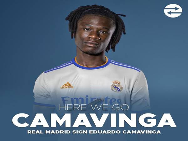 Tin bóng đá chiều 1/9: Real Madrid chiêu mộ thành công Camavinga