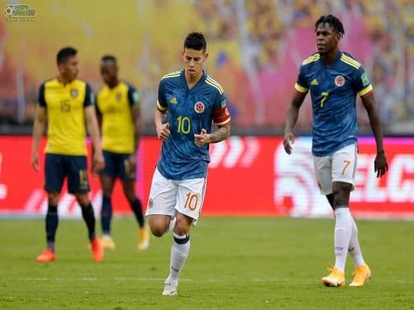 Nhận định Colombia vs Ecuador 15/10